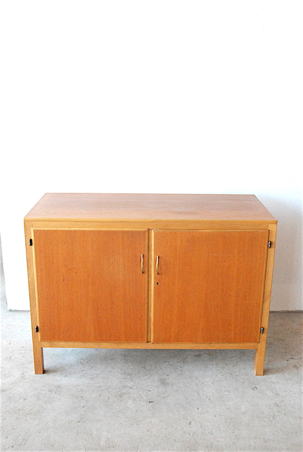 DAVID Rosen, NK, mahogany chest of drawers
